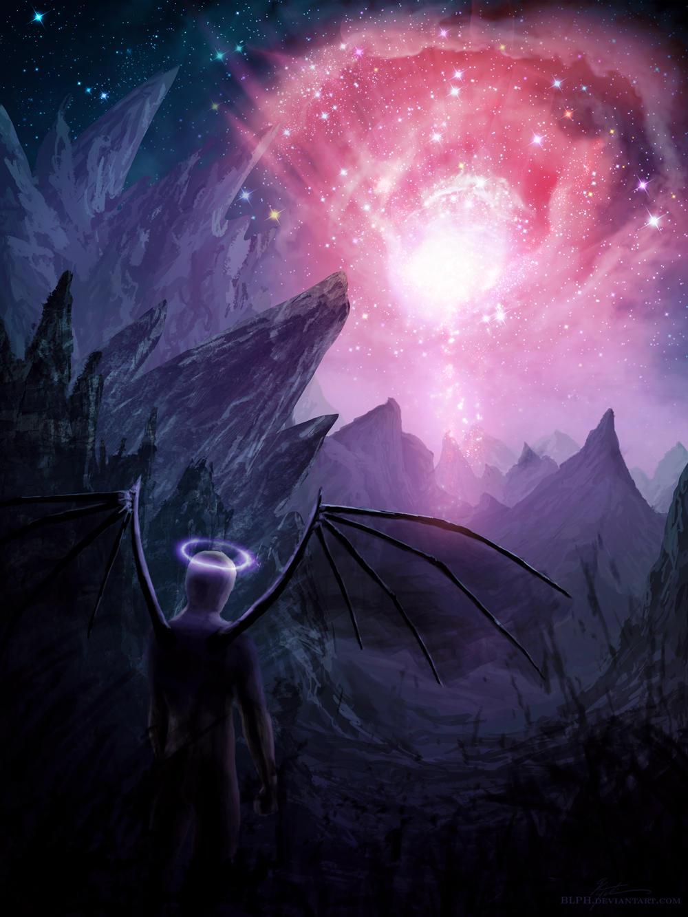 Fallen Star by BLPH