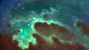 Anvil Nebula by BLPH