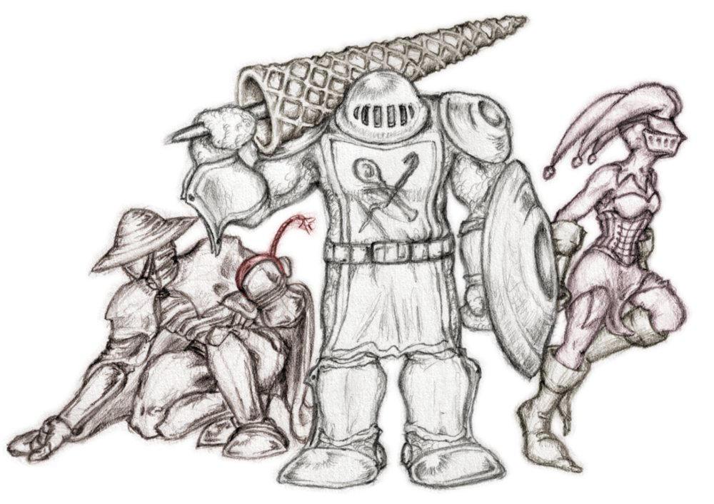 Neapuzzletan Group by RexRanarum