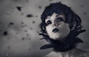Crow by Zatsepin-Alex