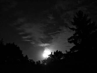full moon by miasto-masa-maszyna