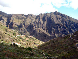 Volcanic Landscape by DreamOfNovember