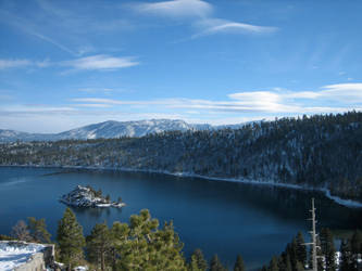 Emerald Bay by gregwashburn