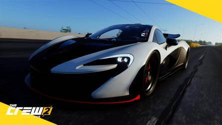 McLaren P1 by Brachydios1709