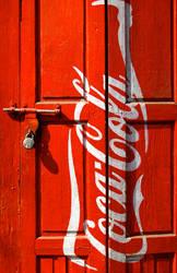 Coke Door by Jtrauben