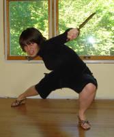 Ninja-ish 2 by Sitara-LeotaStock