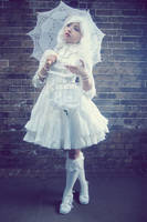 Pure White Lolita by ftsf