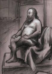 sketch 435345 by dragonartist22