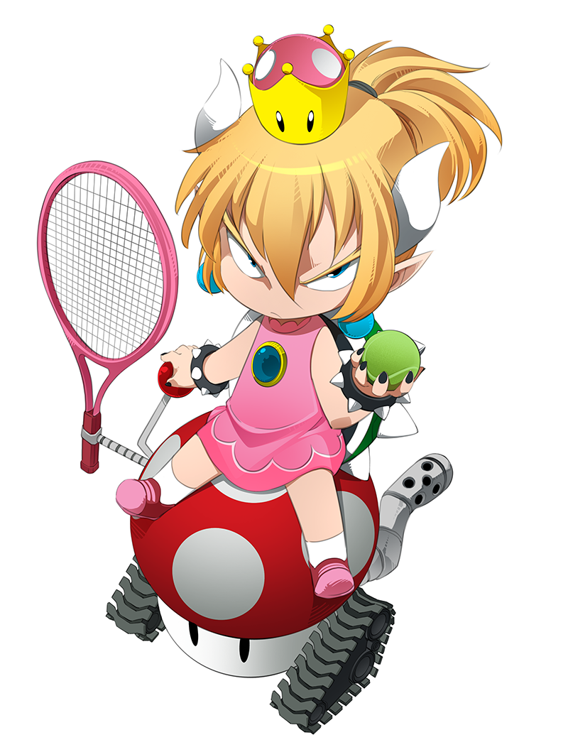 Nonerotic,Nonsexuallycompromisingfashion BOWSETTE by bleedman