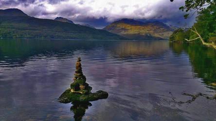 Loch Lomond by AntDonPitDon
