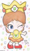 Baby Daisy by Boltonartist