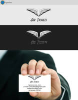Logo-Air Tickets by artdigitalazax