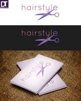 Logo - hairstyle by artdigitalazax