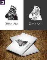 Logo- Zebra Art by artdigitalazax