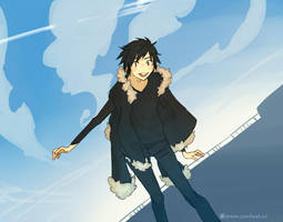 Izaya by Next--LVL
