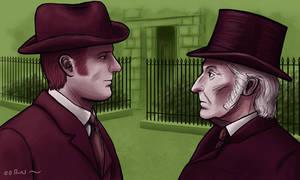 Murder Rooms Duo in #143 by OorusevenFiibaa7777