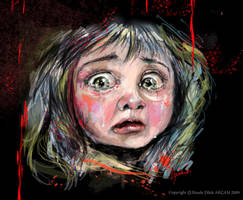 Child Abuse_illustration by delizm