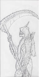 The Dread Matter Necros by berrikade
