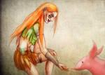 Taiaveveta and the Nug take 2 by Shaleene1