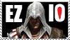 Ezio stamp by onebecamenone
