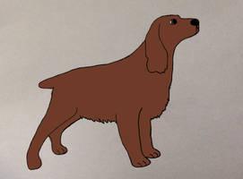 Bear the Cocker Spaniel by Doggielover266