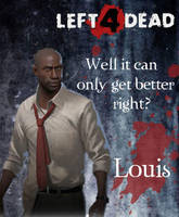 Left 4 Dead-Louis by Isobel-Theroux