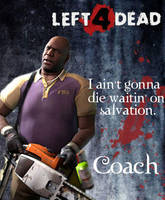 Left 4 Dead-Coach by Isobel-Theroux