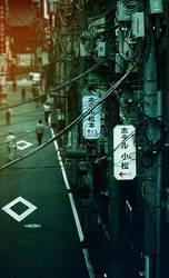 Tokyo Tangle by denkyo