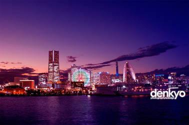 Yokohama Bayside by denkyo