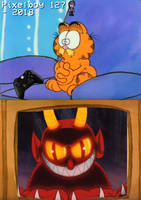 [Shitpost] - The Scariest Thing In Cuphead by edencrafty127
