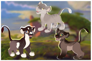 TLK Cubs adoptables -CLOSED- by LysAdopts