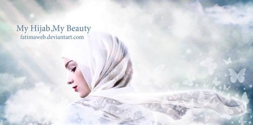 My Hijab ,My Beauty by Fatimaweb