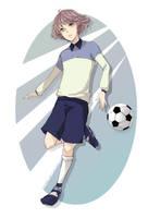 InaGo OC #2 by kayoru