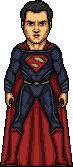 Man of Steel by MicroManED