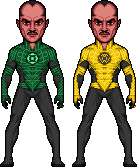 Sinestro (GL Movie) by MicroManED
