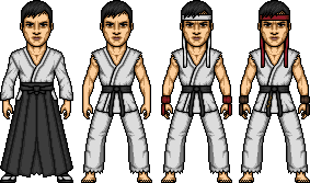 Ryu (Assassin's Fist) by MicroManED