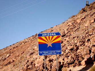 Welcome to Arizona by FidoGesiwuj