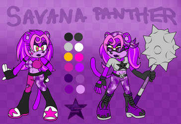 Savana The Panther 2018 by S-A-V-A-N-A