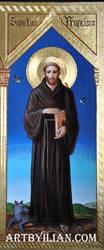 1 San Francesco D Assisi by ilian00