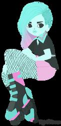 Ramona by nekofoot