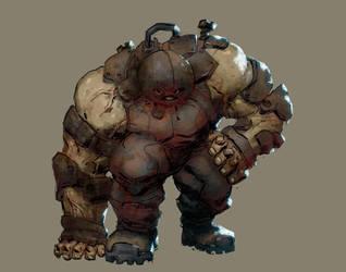 Juggernaut by anjinanhut