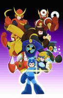 Megaman 2 v2 by Paterack