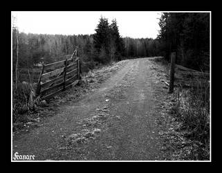 A Gate to Freedom by Feanare