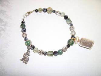 Eastern Coyote Spirit Totem Charm Bracelet 2 by DaybreaksDawn