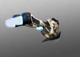 Skimmer Mark 6 by 3DPad