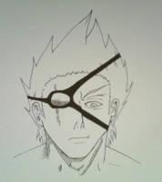 Reigen - Captain of the Batsu by 3DPad