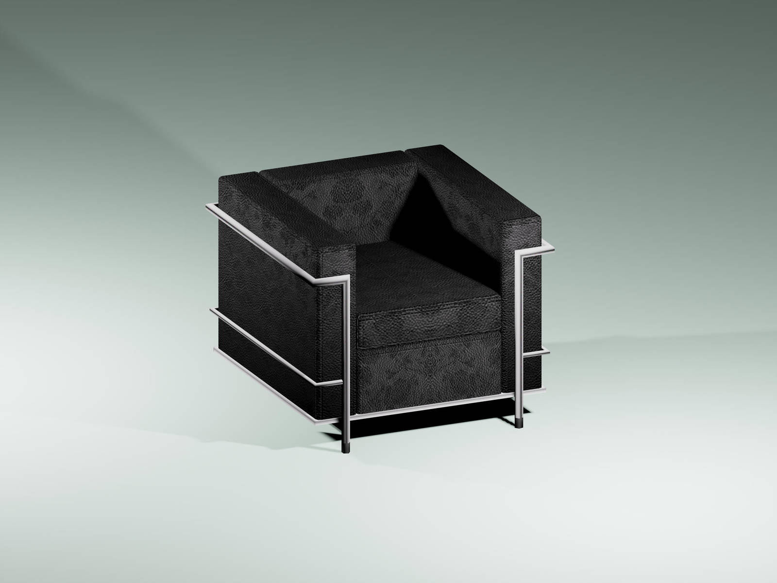 Corbusier chair by 3DPad