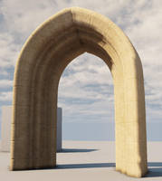 Archway - UDK Render by 3DPad
