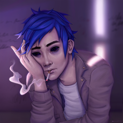 2D by CosmosKitty