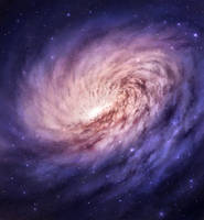 Galaxy Study by CosmosKitty